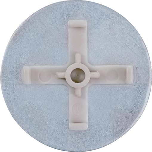 Metallrondell für Beton-Gasnagler 25 mm